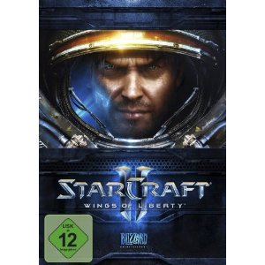 Starcraft II - Wings of liberty Boxart