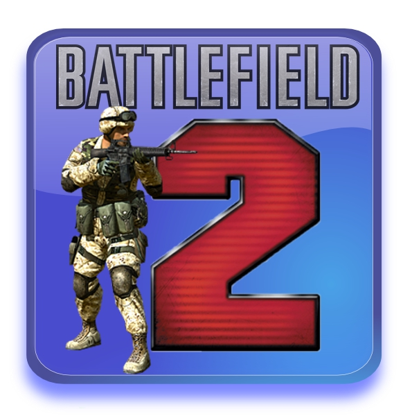 Battlefield 2 Button
