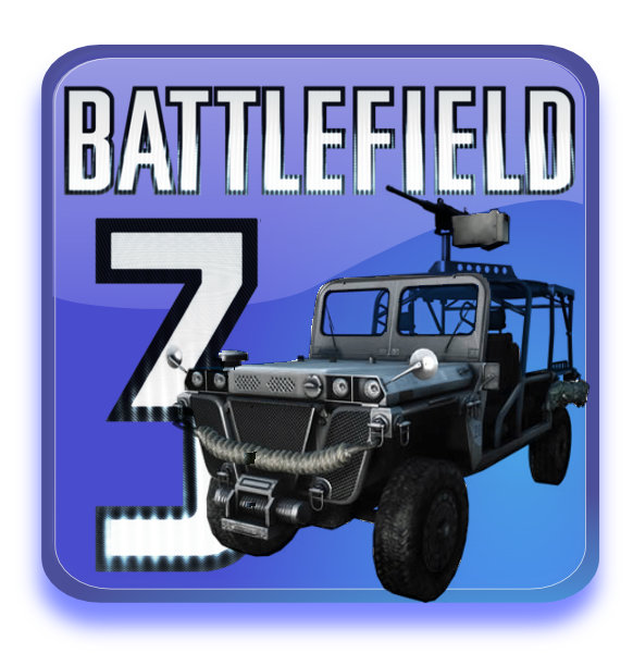 BF3 vehicles Button