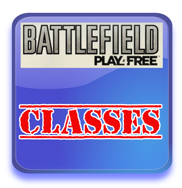 Battlefield Play 4 Free Classes