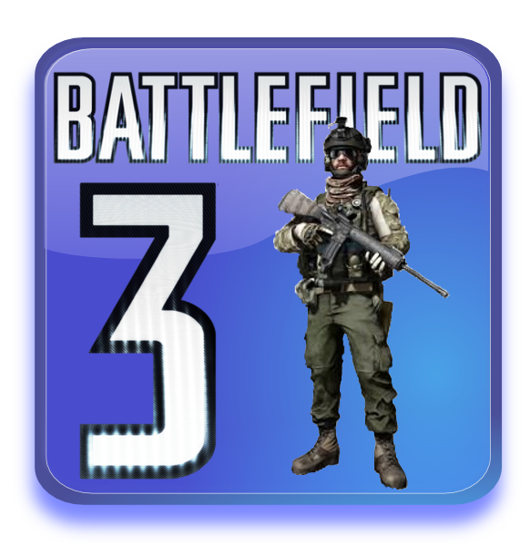 Battlefield 3 Pagebutton