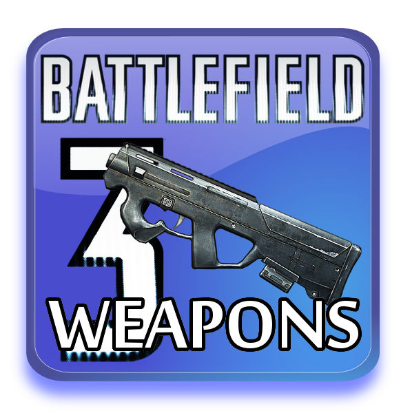 BF3 Weapons