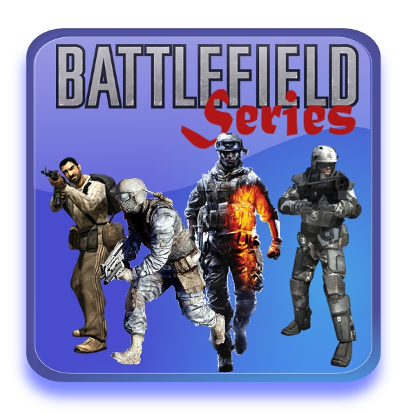 Battlefield Series Games