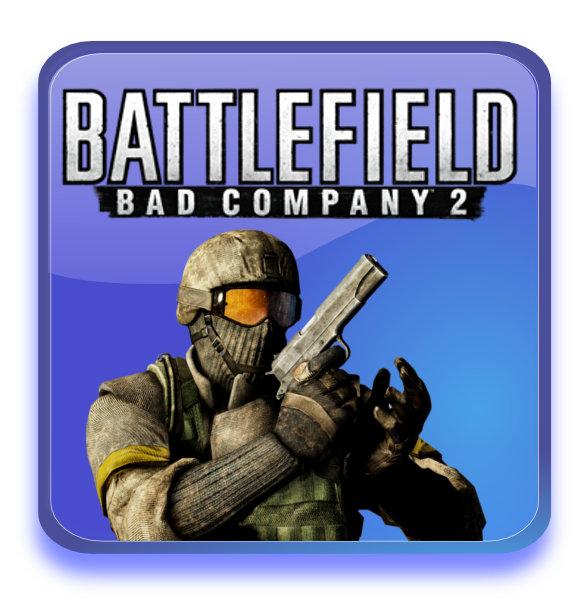 Bad Company 2 Button