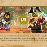 Lego Minifigures Pirate
