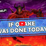 If Quake was done today parody